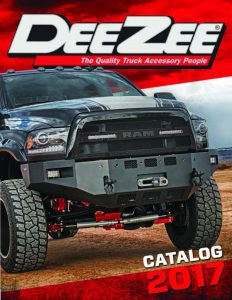 Auto Value cover photo for the Catalog DEEZEE 2017